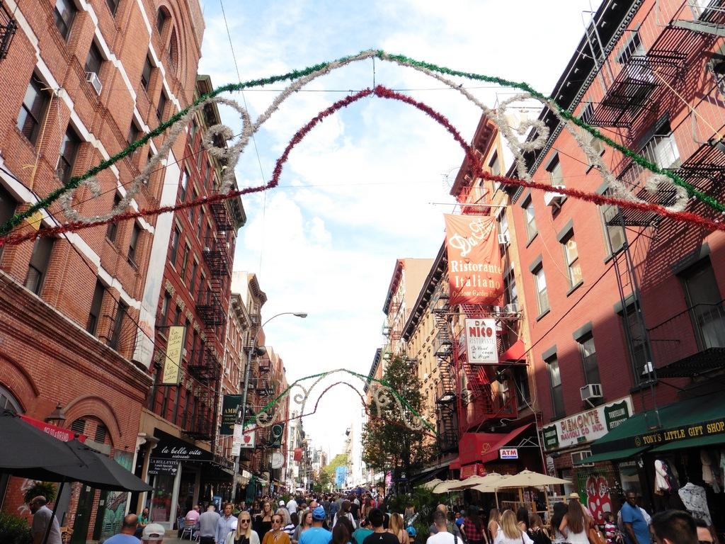 New York City: Little Italy