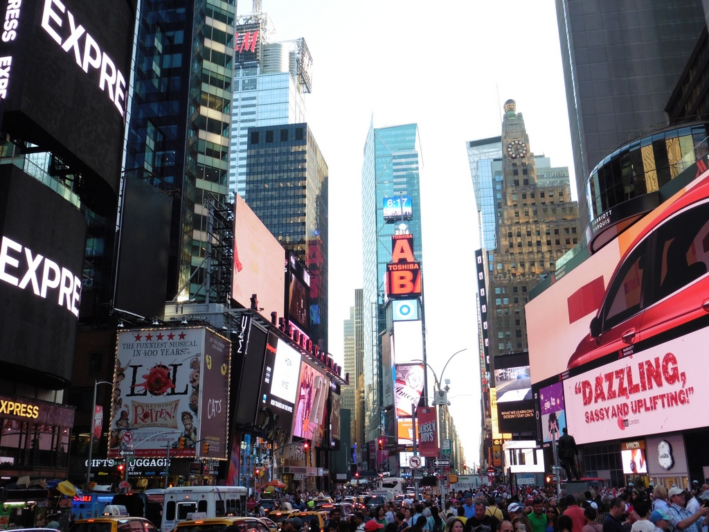 New York City: Times Square