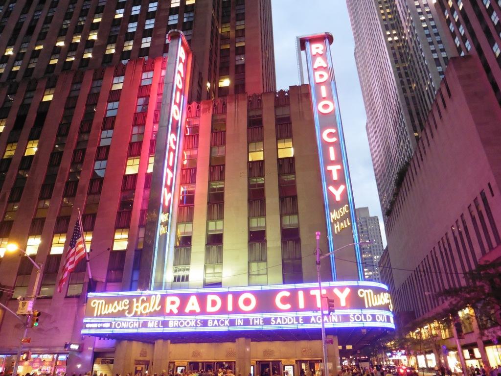 New York City: Radio City Music Hall