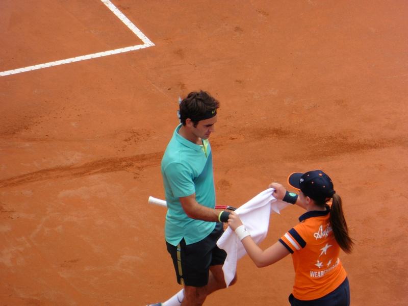 Federer vs. Berdych