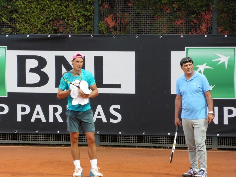 Nadal Training