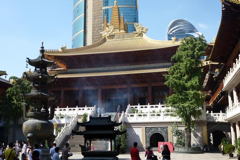 Jing'an Temple / Jing'an Tempel