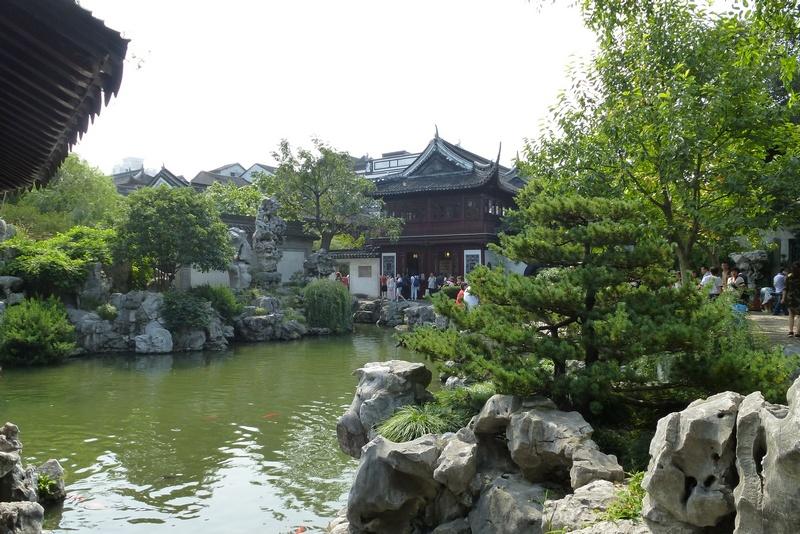 Yu Garden / Yu-Garten