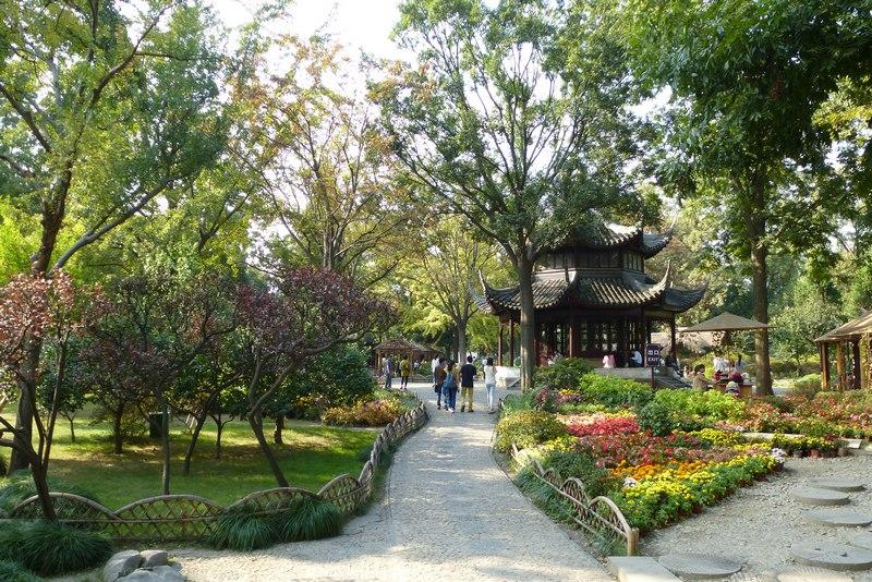 Humble Administrator's Garden (Suzhou) / Garten der Politik des Einfachen Mannes (Suzhou)