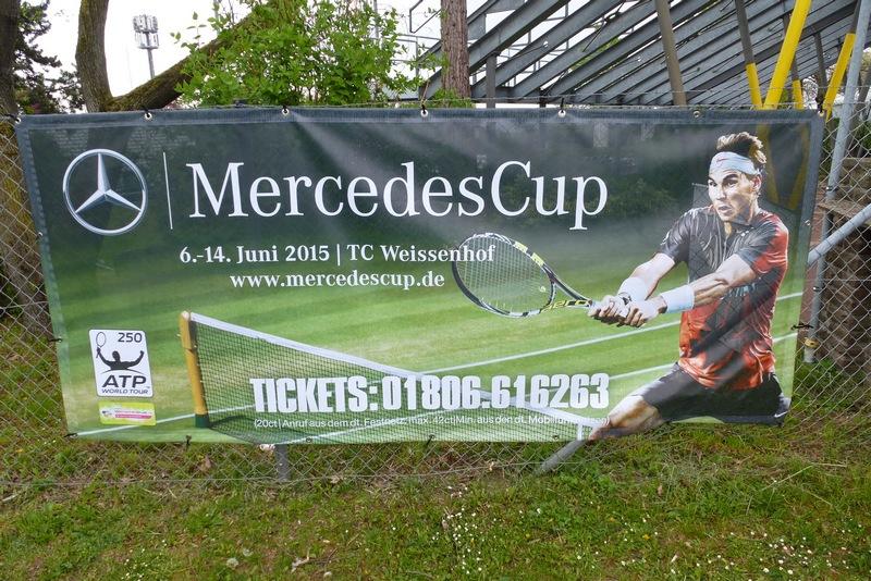 Mercedes Cup 2015 @ Stuttgart Weissenhof