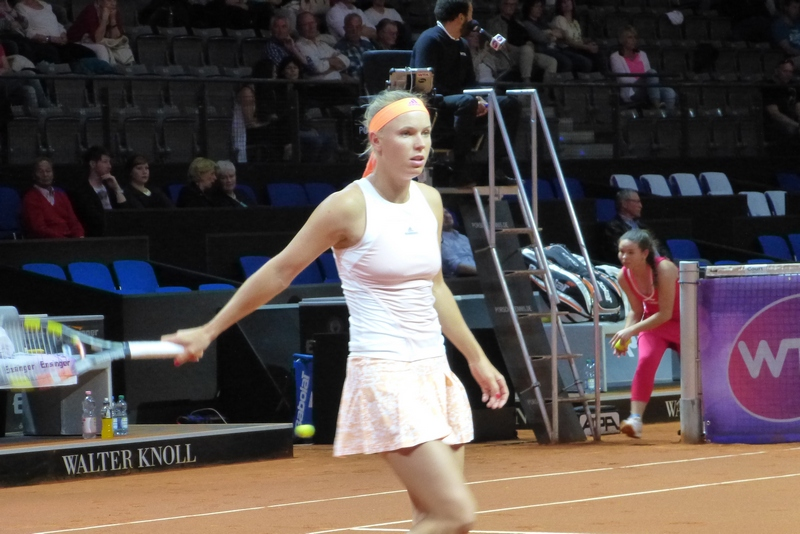 Wozniacki vs. Safarova